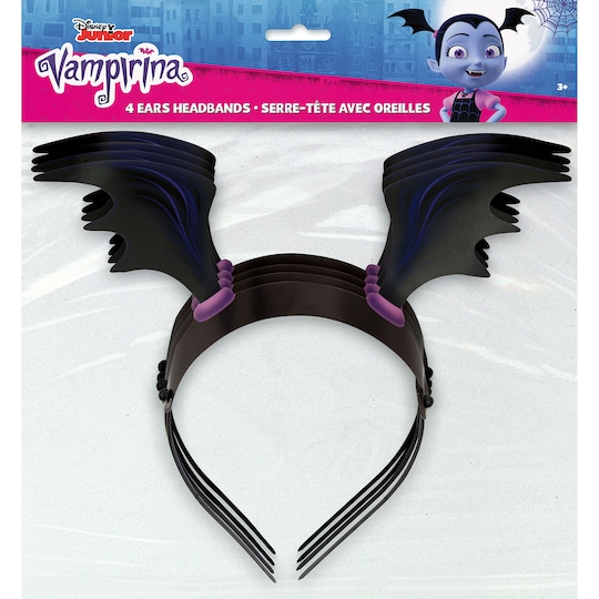 Vampirina Party Headbands, 4Ct By Disney | Michaels®