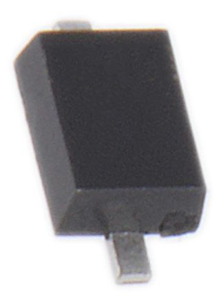 ON Semiconductor , 18V Zener Diode ±2% 200 mW SMT 2-Pin SOD-323F (3000)
