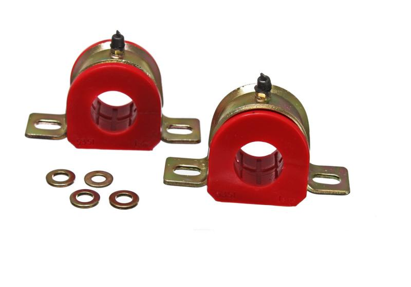 Energy Suspension 9.5172R Sway Bar Bushing Set Ford Crown Victoria N/A 1992-2002