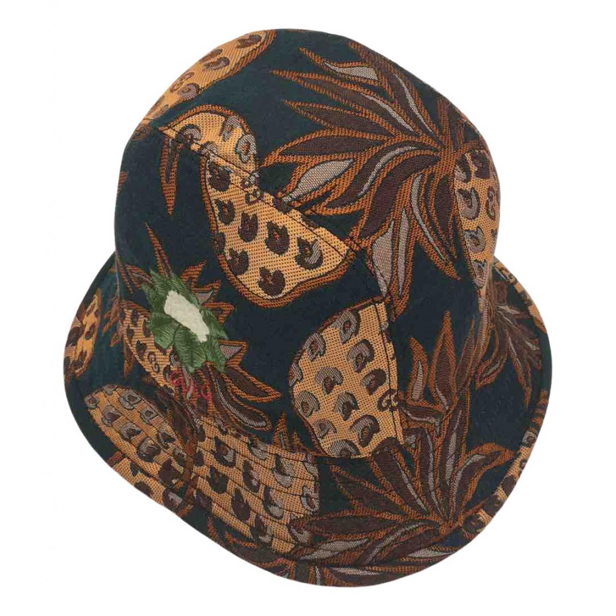 Gucci \N Brown Cloth hat for Women M International