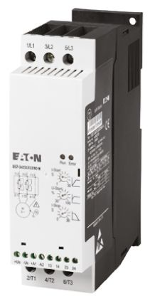 Eaton 3 Phase Soft Starter - 32 A Current Rating, DS7 Series, 15 kW Power Rating, 230 → 460 V ac Supply Voltage