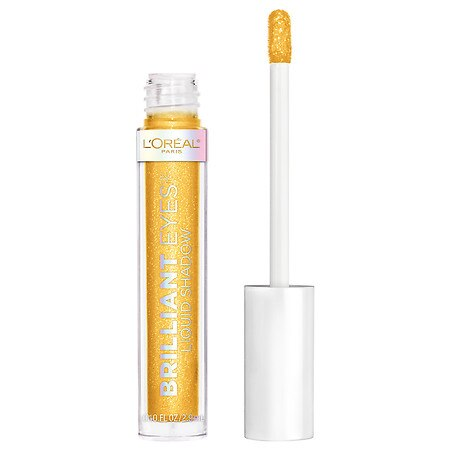 L'Oreal Shimmer Liquid Eye Shadow Makeup - 0.1 fl oz