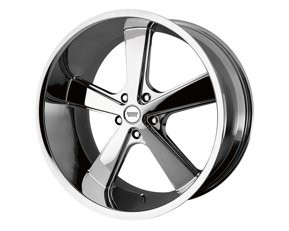 American Racing VN701 Nova Wheel 22x11 5x5x127 +18mm Chrome