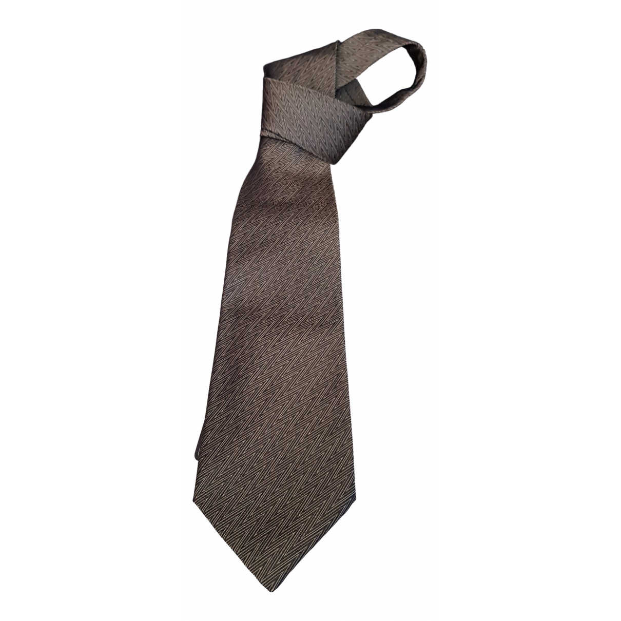 Prada \N Silk Ties for Men \N