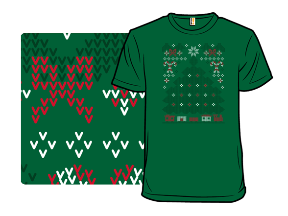 Ugly Holiday Sweater: 2017 T Shirt
