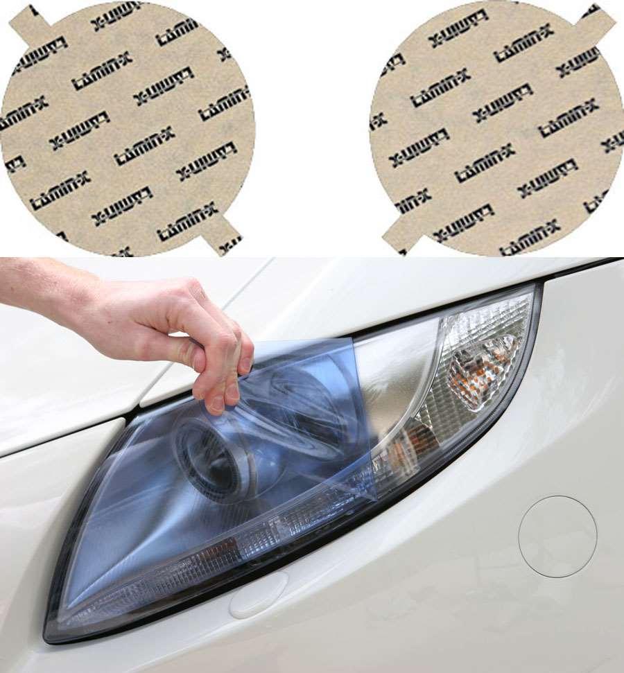 Mazda Miata 89-97 Hella style Blue Headlight Covers Lamin-X M002EB