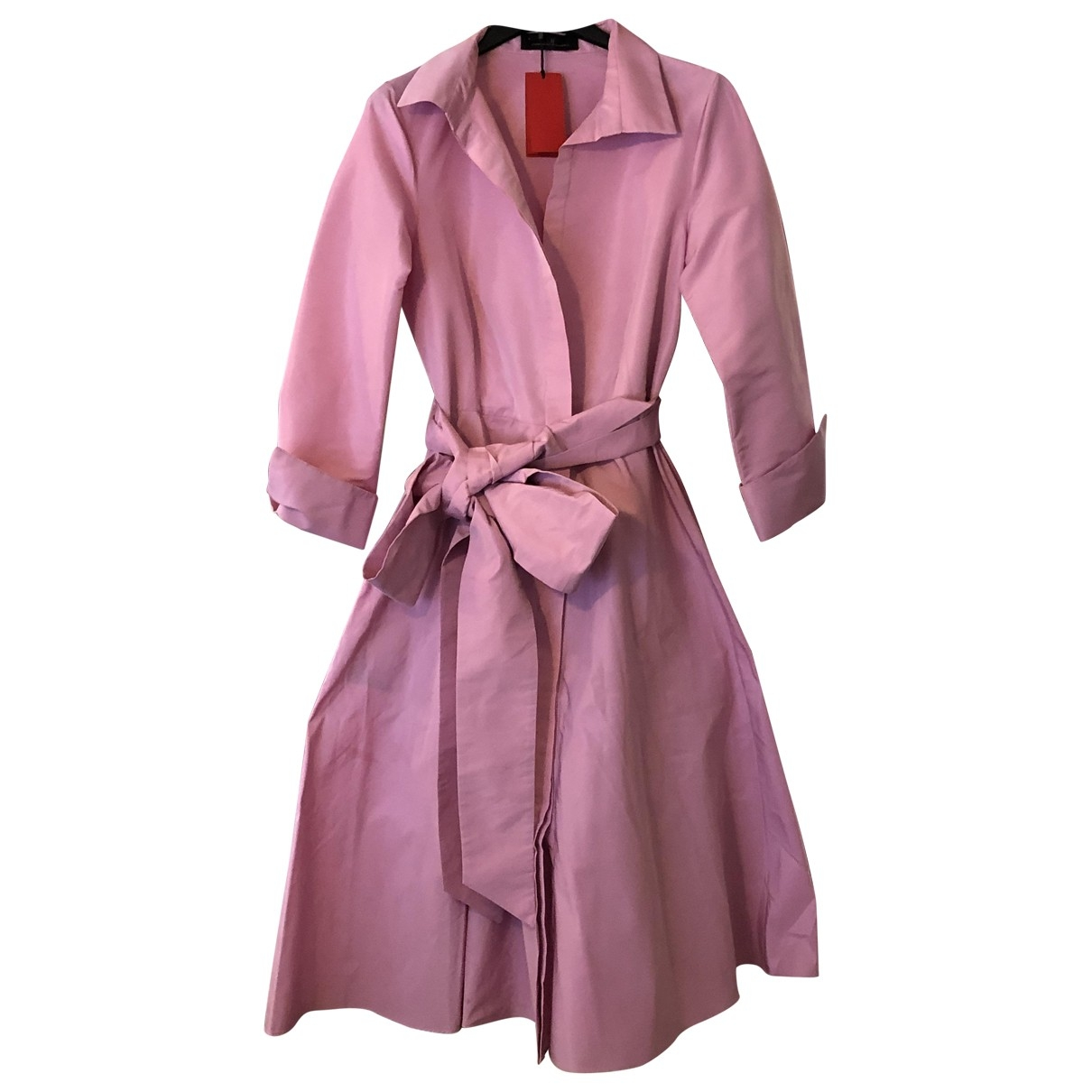 Carolina Herrera \N Pink dress for Women 8 UK