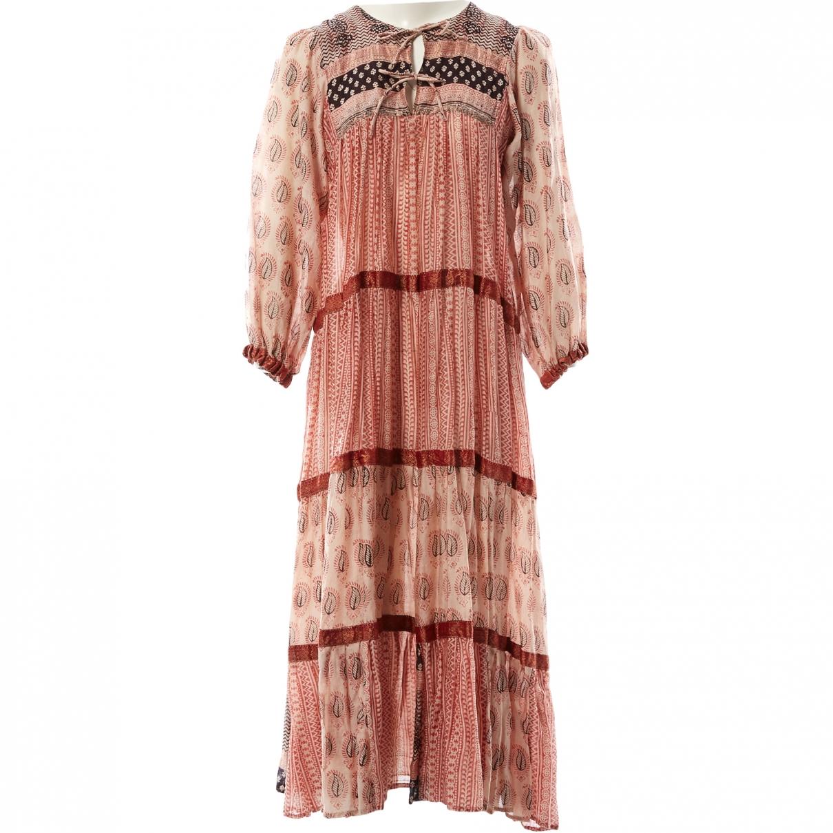 Non Signé / Unsigned \N Multicolour Cotton dress for Women One Size 0-5
