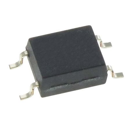 Toshiba , TLP185(GB-TPL,SE(T DC Input Phototransistor Output Optocoupler, Surface Mount, 4-Pin SOIC (25)