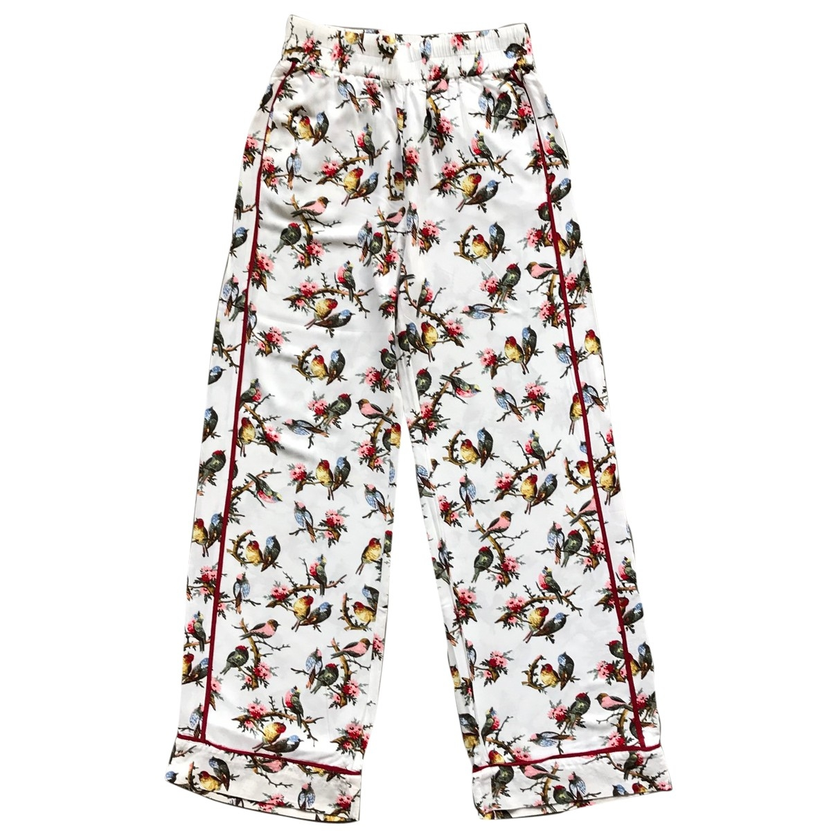 Baum Und Pferdgarten \N Multicolour Trousers for Women S International