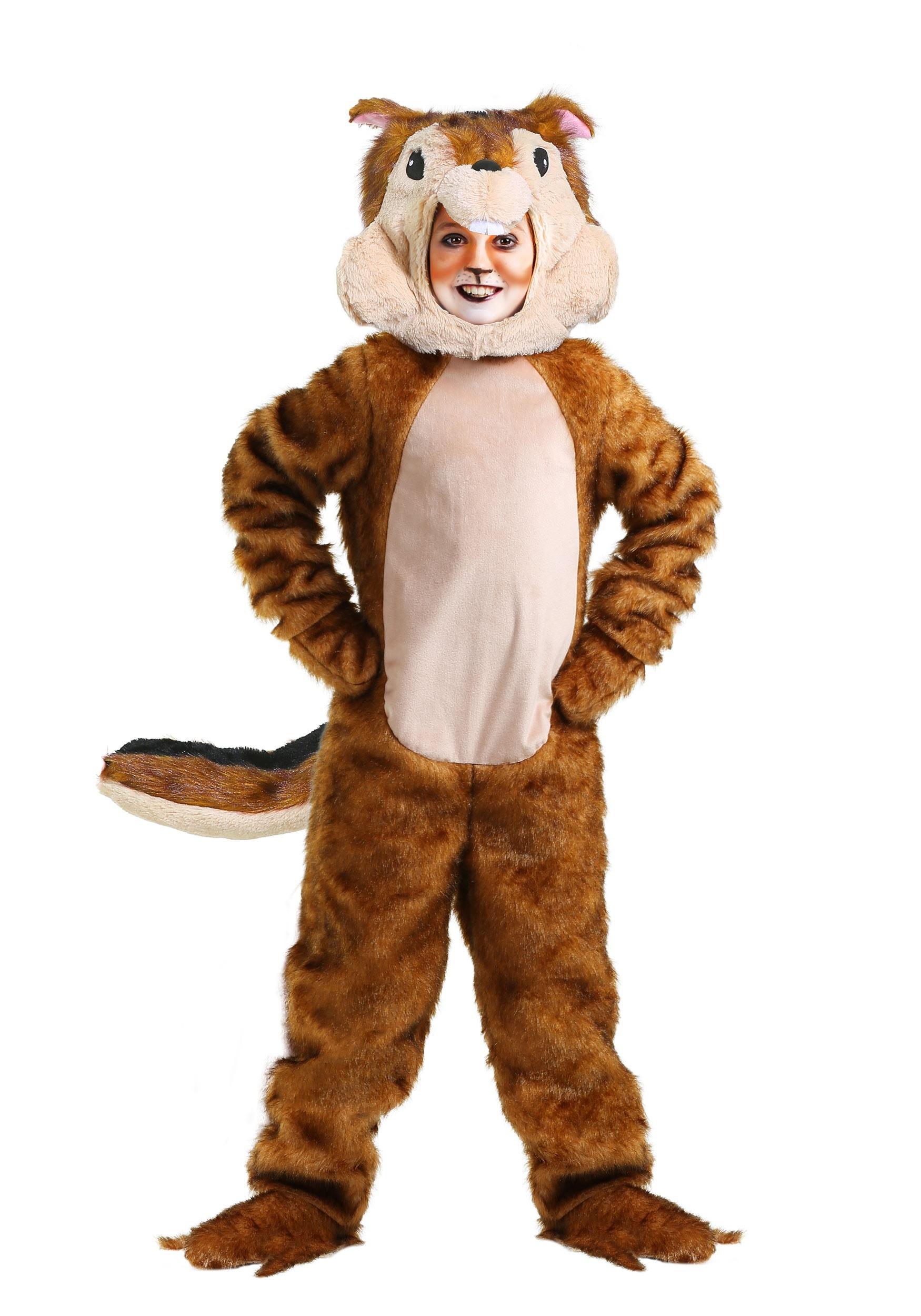 Chipmunk Costume for Children