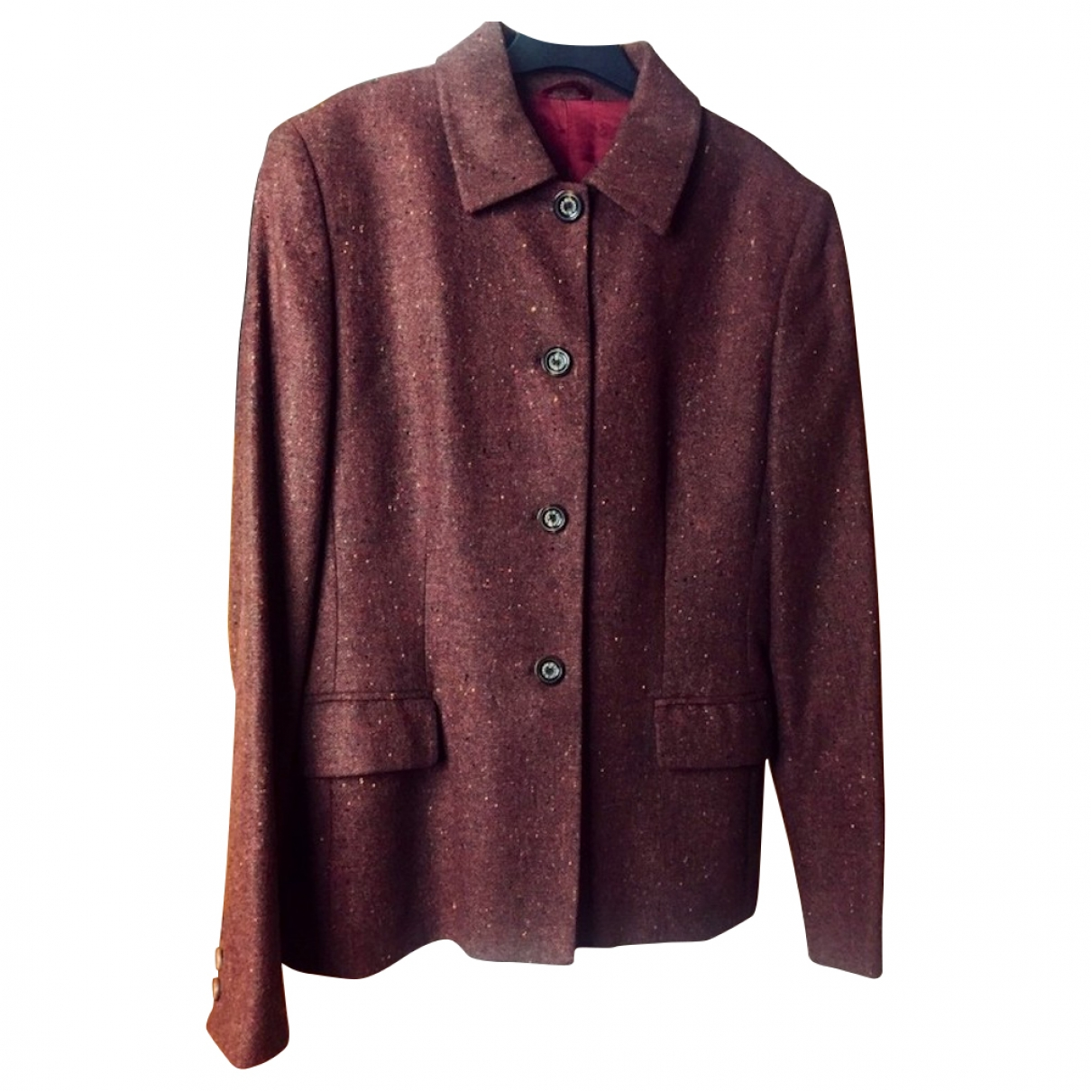 Aigner \N Burgundy Wool jacket for Women L International
