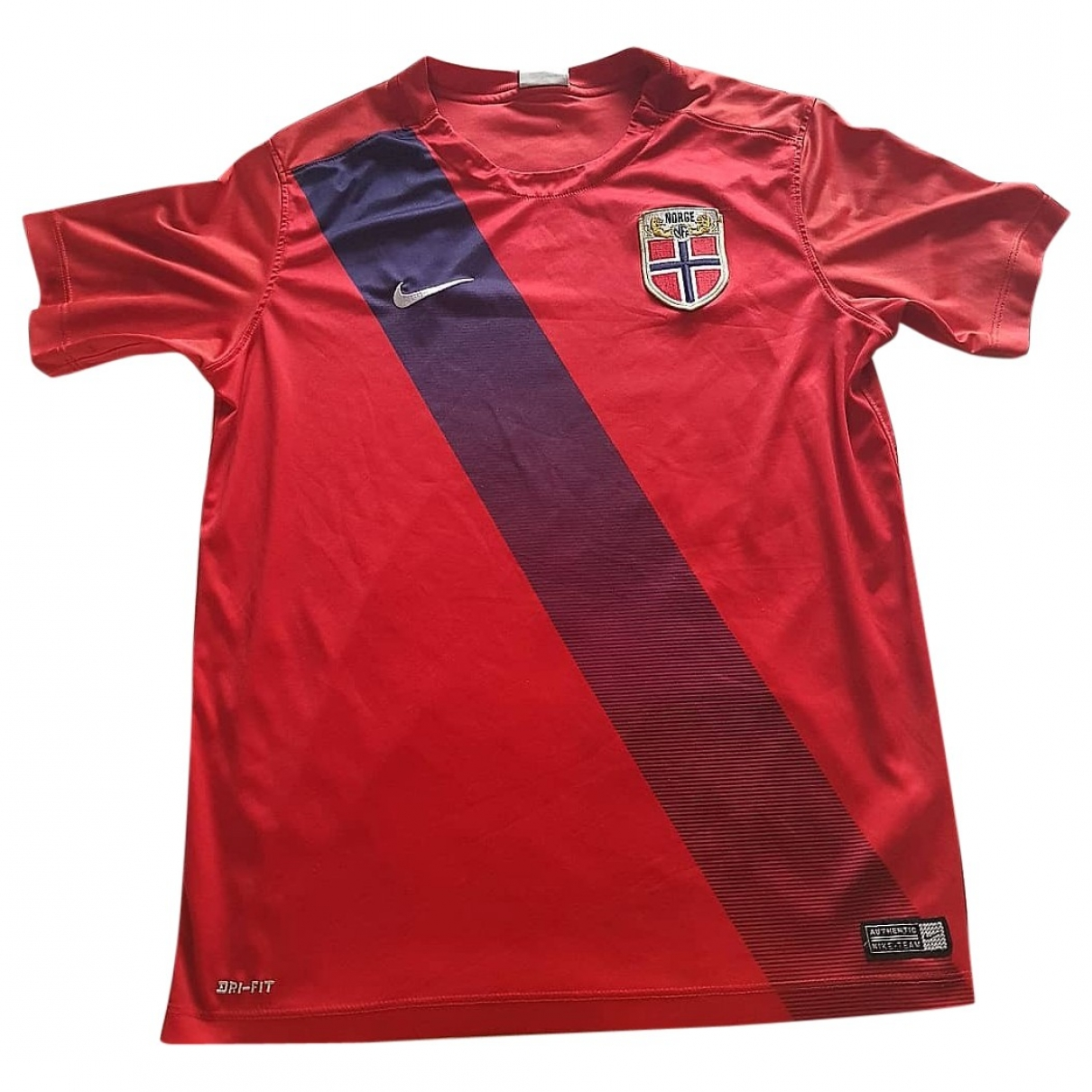 Nike \N Red T-shirts for Men L International