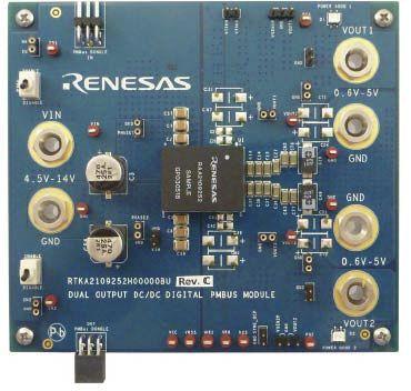 Renesas Electronics Linear Voltage Regulator RTKA2109252H00000BU