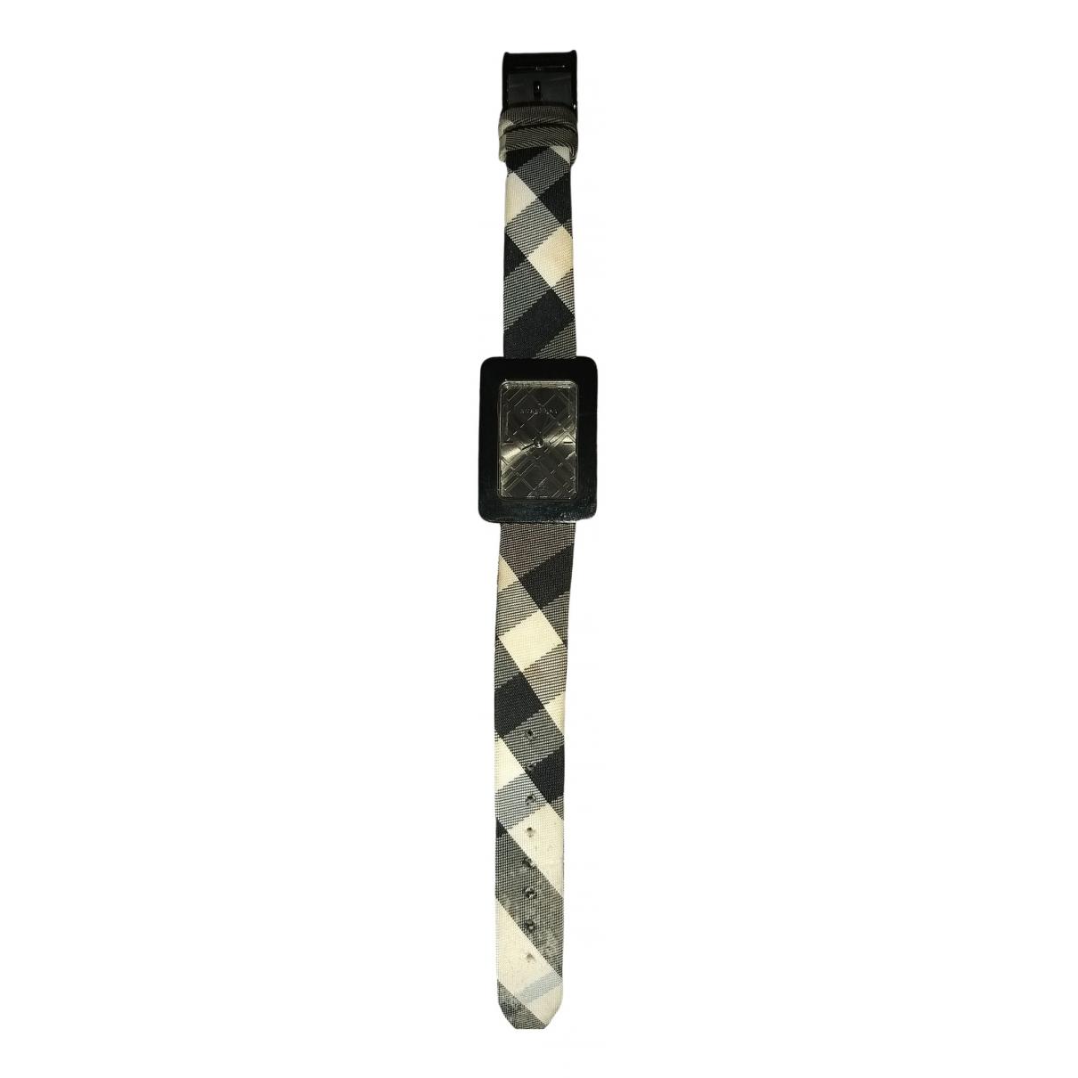 Burberry N Steel watch for Women N