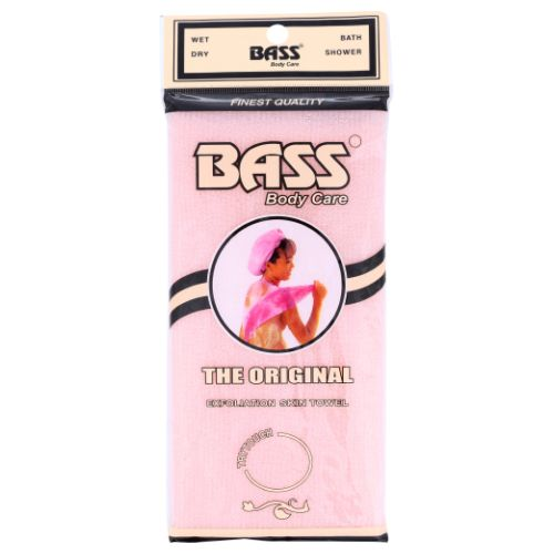 Exfoliating Nylon Body Cloth 1 Each by Bass Brushes