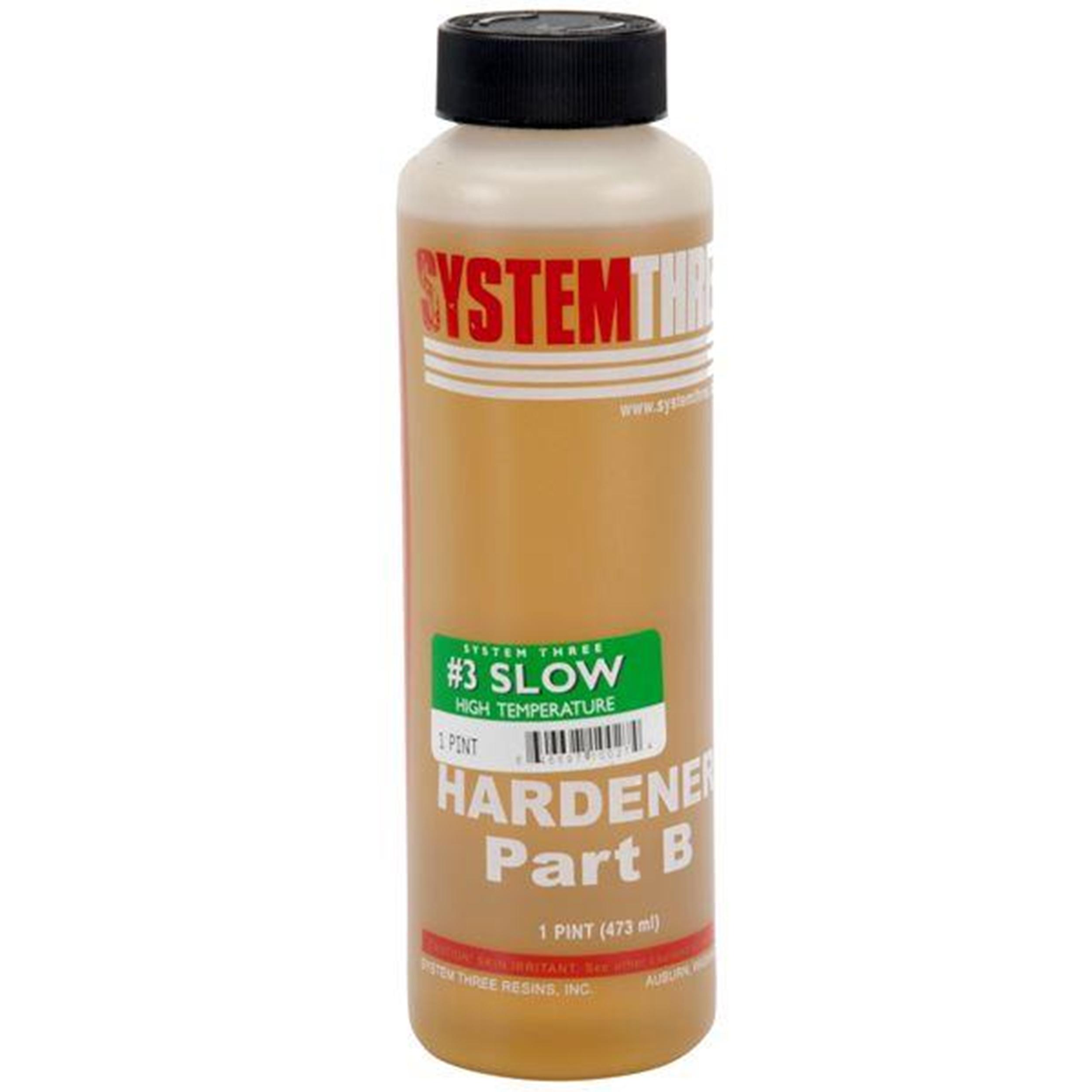 Hardener #3, Pint