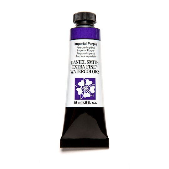 Daniel Smith Extra Fine™ Watercolor, 15 ml Paint in Imperial Purple | Michaels®