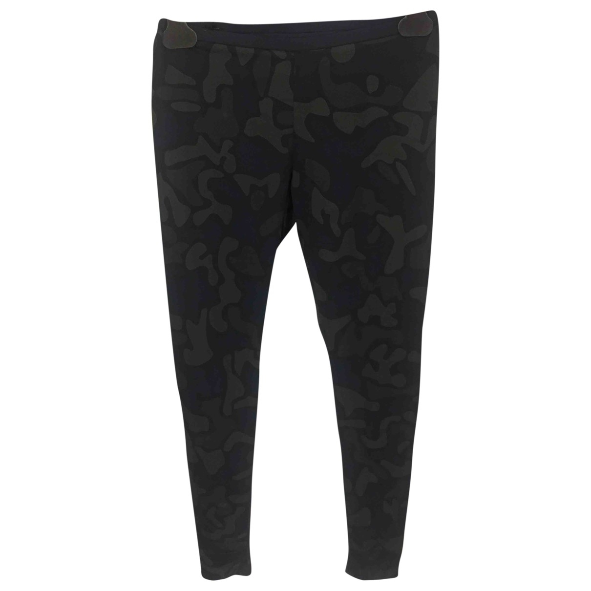 Y-3 \N Cotton Trousers for Women S International