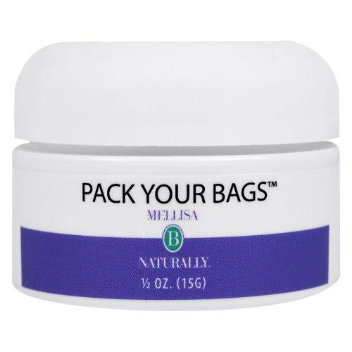 Pack Your Bags Eye Cream .5 Oz by Mellisa B
