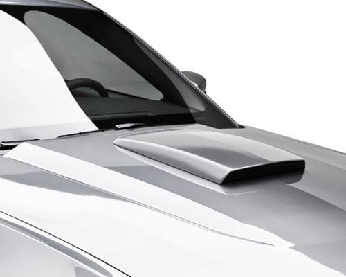 3dCarbon 691608 Hood Scoop Ford Mustang 10-12