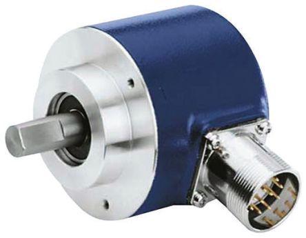 Baumer Absolute Encoder  GA240.030R005000 6000rpm SSI-Gray Solid shaft 10 → 30 V dc