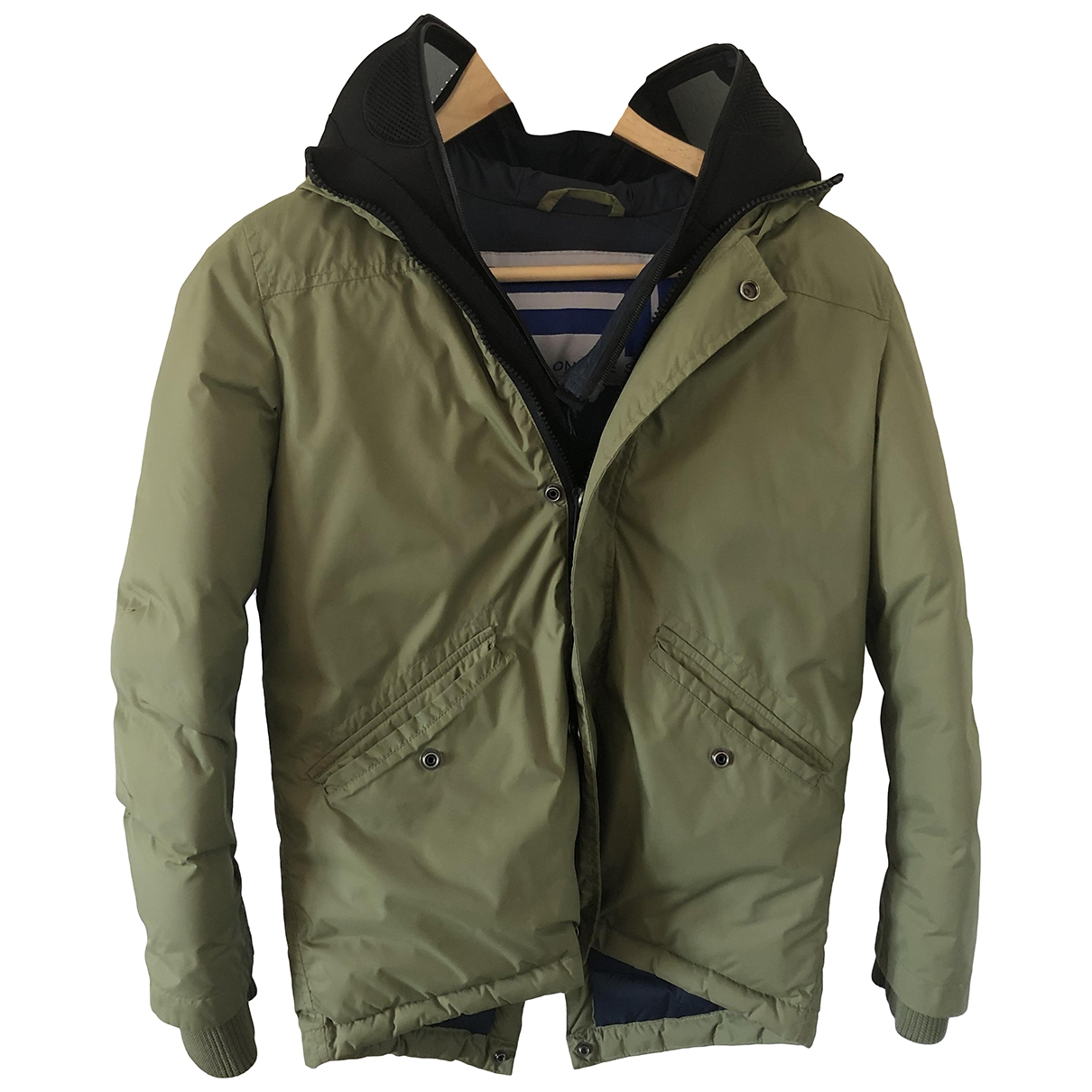 Ai Riders On The Storm \N Green jacket & coat for Kids 12 years - XS FR