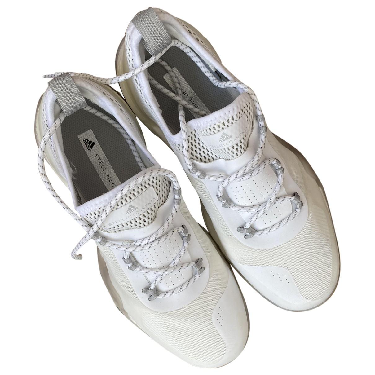 Stella Mccartney Pour Adidas \N White Trainers for Women 39.5 EU