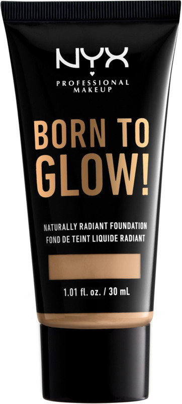 Born To Glow Naturally Radiant Foundation - Buff (beige w/ neutral undertone)