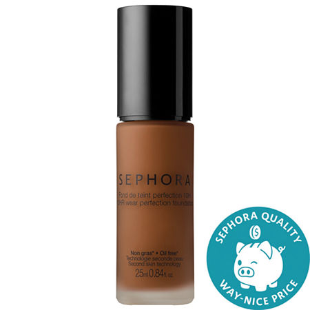 SEPHORA COLLECTION 10 HR Wear Perfection Foundation, One Size , Beige