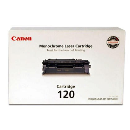 Canon 120 2617B001AA cartouche de toner originale noire