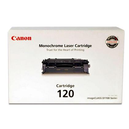 Canon 120 2617B001AA Original Black Toner Cartridge