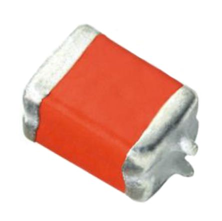 Vishay Tantalum Capacitor 1000μF 10V dc MnO2 Solid ±10% Tolerance , 597D