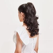 Natural Long Curly Wig