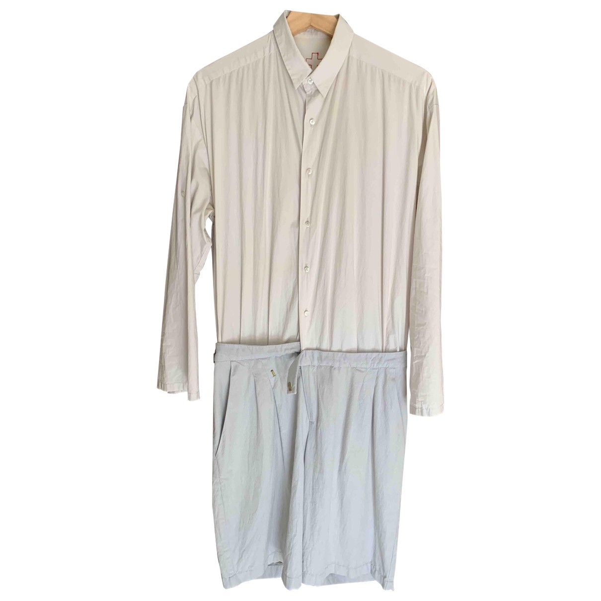 A.f.vandevorst \N Grey Cotton Shorts for Women S International