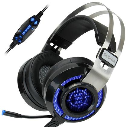 Accessory Power@ am eliorer les ecouteurs de jeu de vibrations 7.1 scoria virtual 7.1