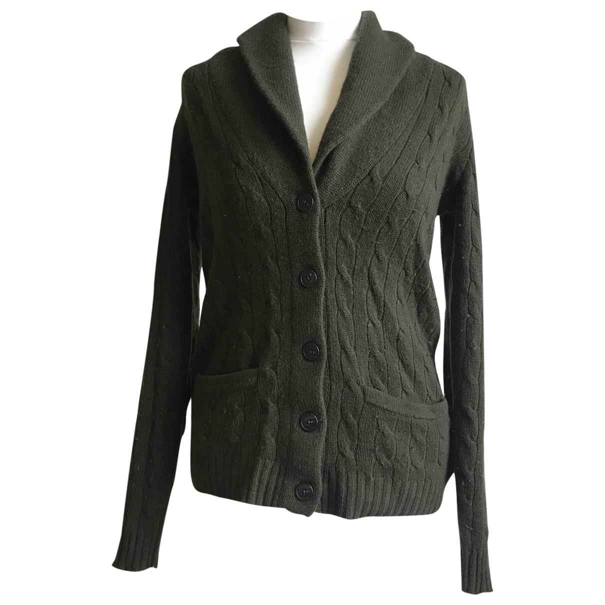Ralph Lauren Collection \N Green Cashmere Knitwear for Women M International