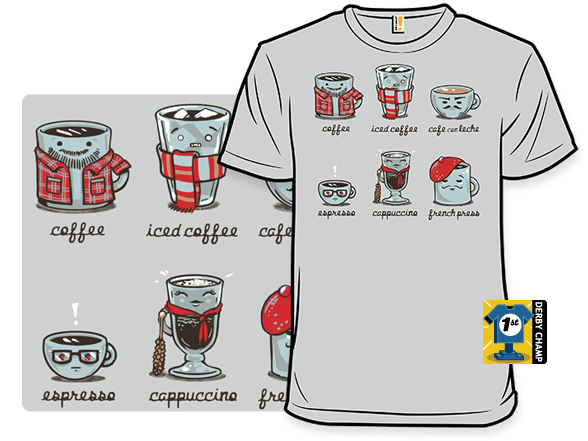 The Coffees T Shirt