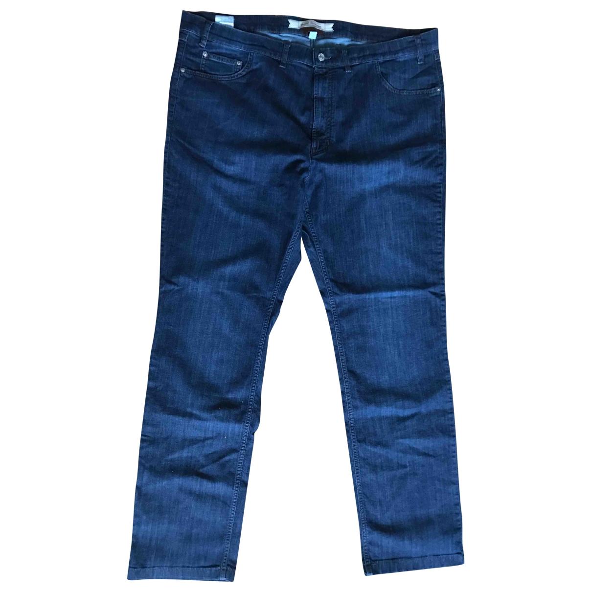 Bogner \N Blue Cotton - elasthane Jeans for Men 36 US