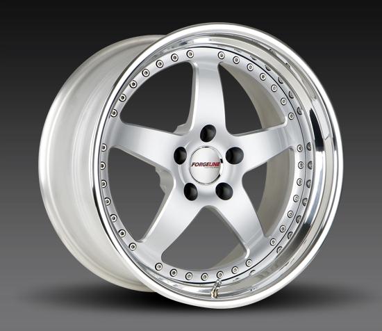 Forgeline Premier Stepped Lip Series SO3S Wheel