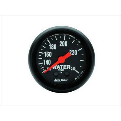 Auto Meter Z-Series Mechanical Water Temperature Gauge - 2607