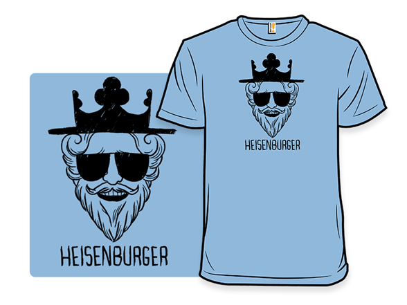 Heisenburger T Shirt