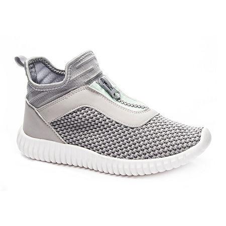 Dirty Laundry Womens Helium Slip-On Shoe, 7 1/2 Medium, Gray