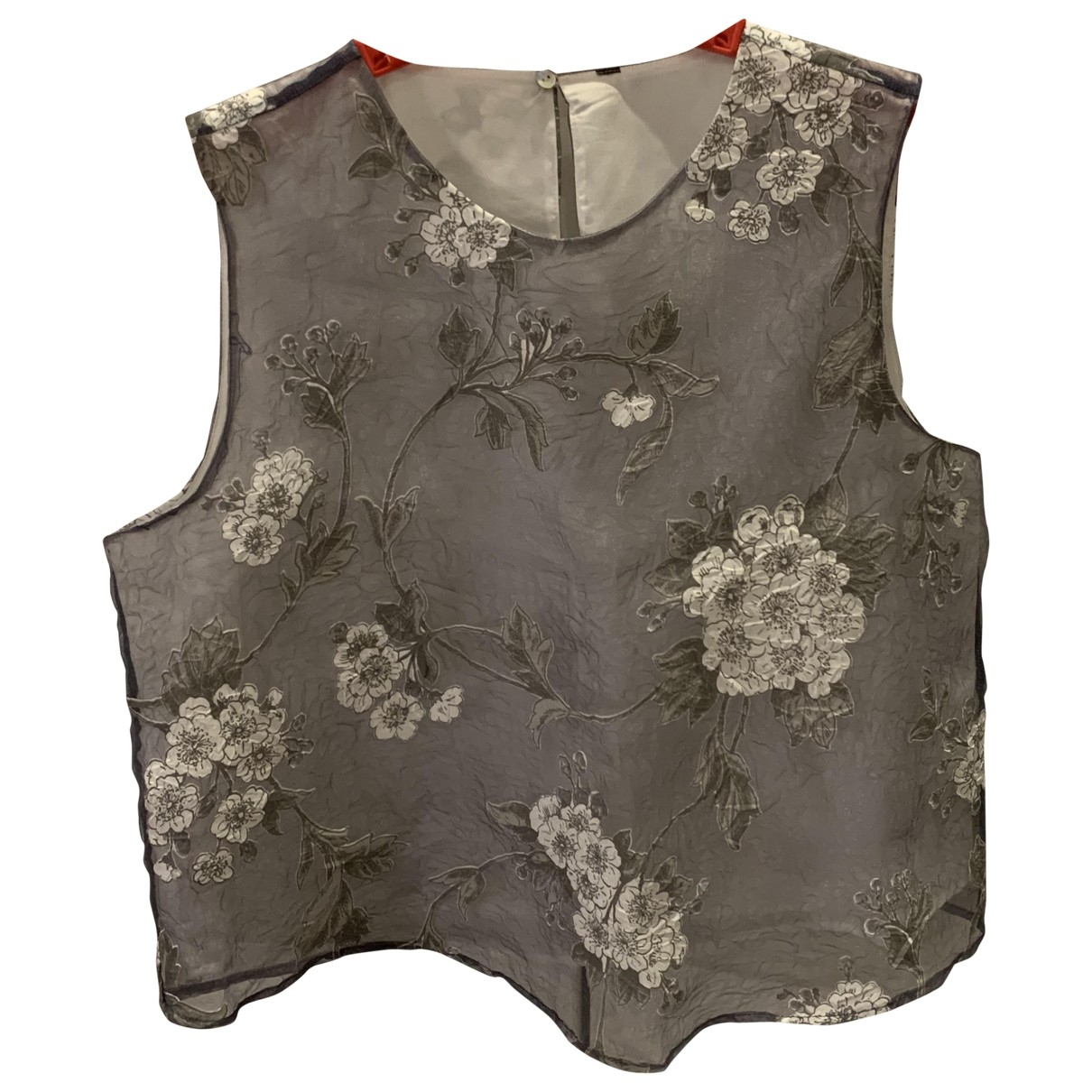 Non Signé / Unsigned \N Grey  top for Women S International