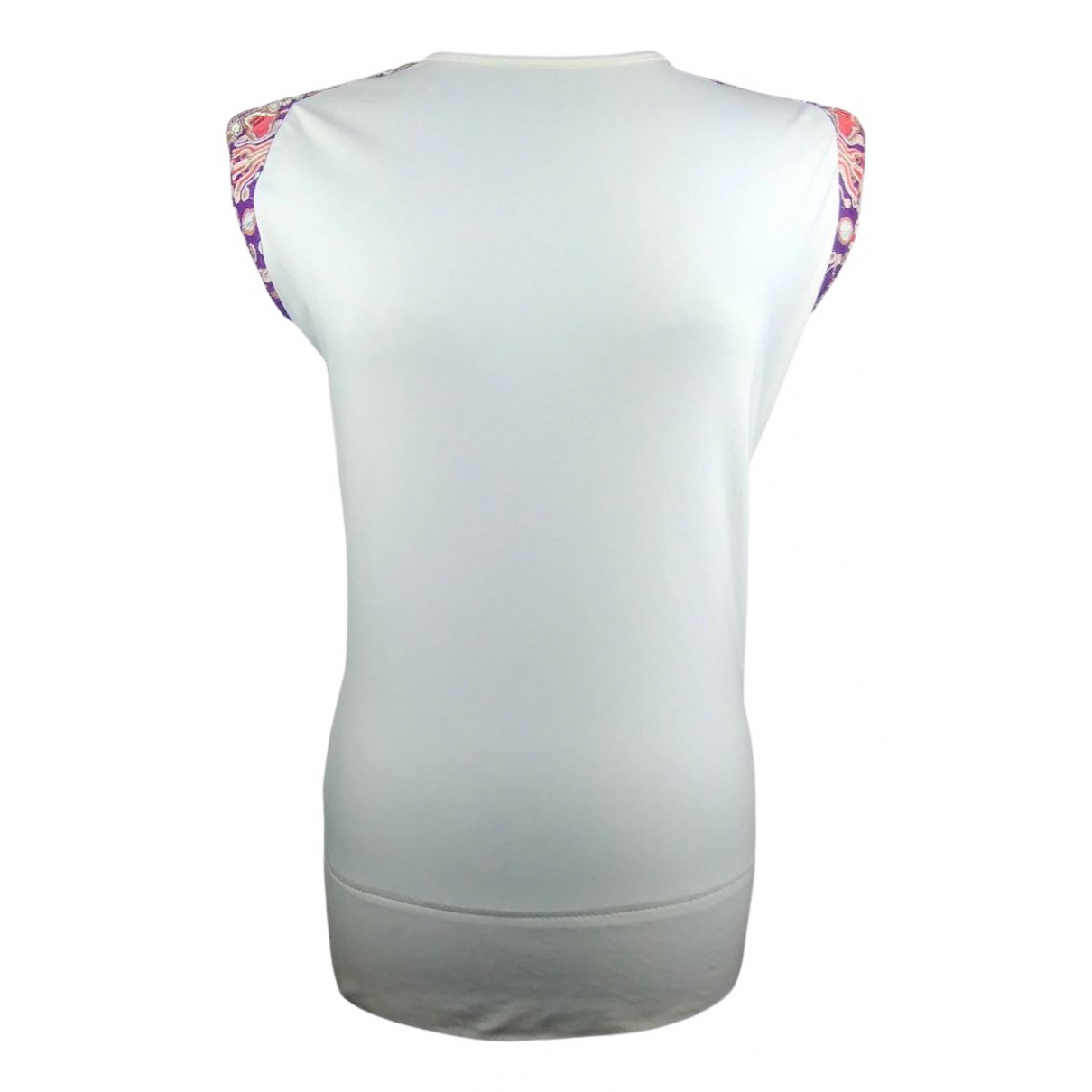 Fendi \N White Cotton  top for Women 40 IT
