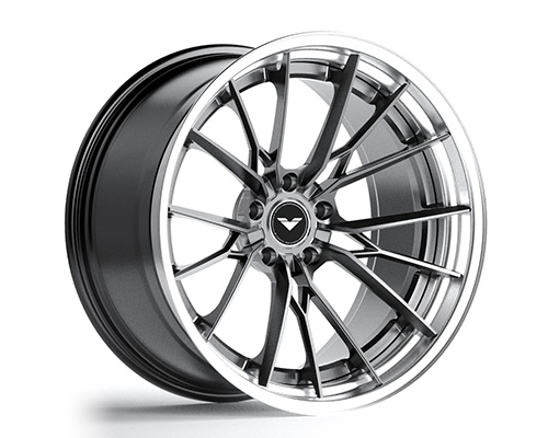Vorsteiner VFN31519 VFN 315 Wheel Nero Forged 3-Piece 19