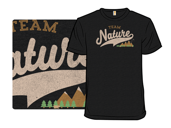 Team Nature T Shirt