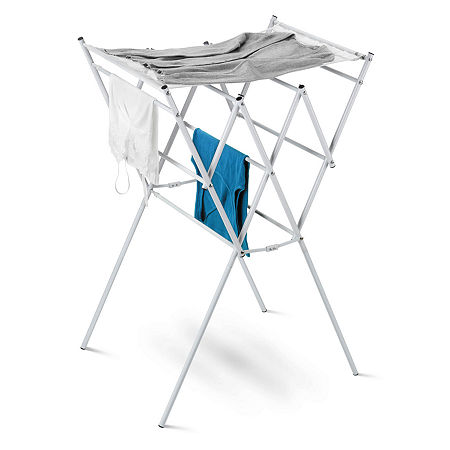 Honey-Can-Do Drying Rack, One Size , White