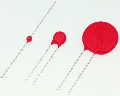 Littelfuse , ZA Metal Oxide Varistor 320pF 10A, Clamping 300V, Varistor 198V (5)