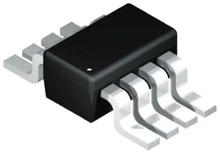 Maxim Integrated MAX3051EKA+T, CAN Transceiver 1Mbps 1-Channel ISO 11898, 8-Pin SOT-23 (2500)